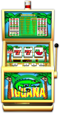 Play Free Slot Machine Mexican Iguana