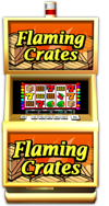 Flaming Crates