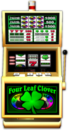 Multi-Payline Four Leaf Clover